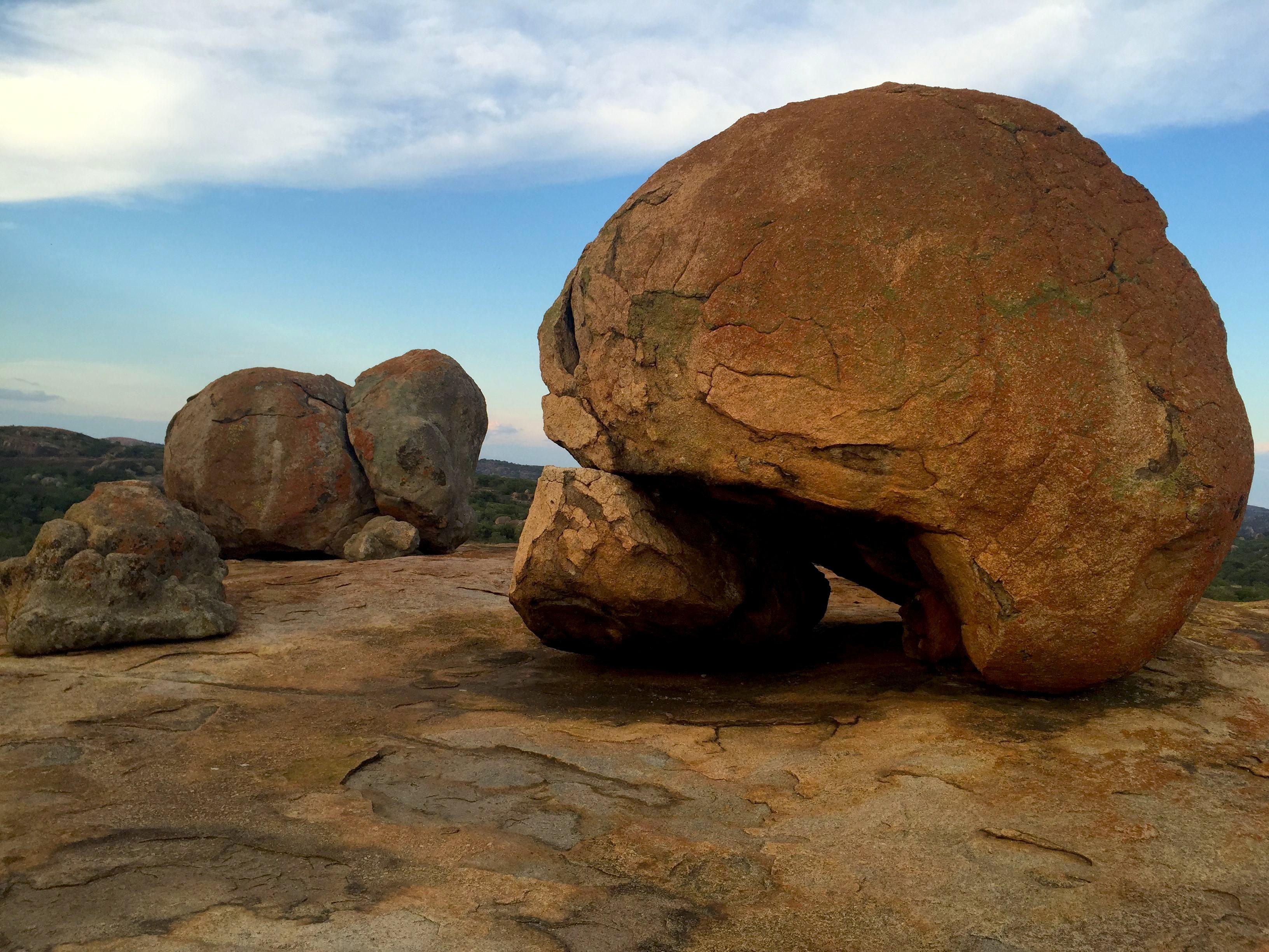 Amazing textures in Zimbabwe