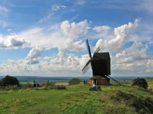 The Windmill at Brill